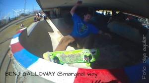 Benji Galloway Cinco De Margo 2013